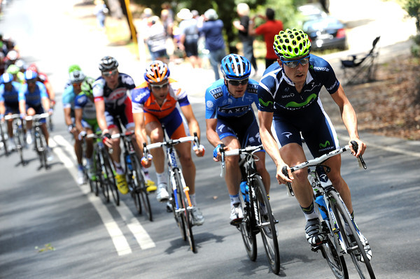 Movistar makes a sudden acceleration - but no-one wants to help them...