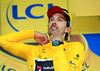 Fabian Cancellara remains race-leader - and he might be there a while yet...
