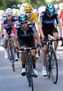 Richie Porte now chases for Wiggins, with Froome waiting to play as well...