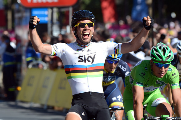 Cavendish is coming into form less than a week before the Olympic Games road race..!