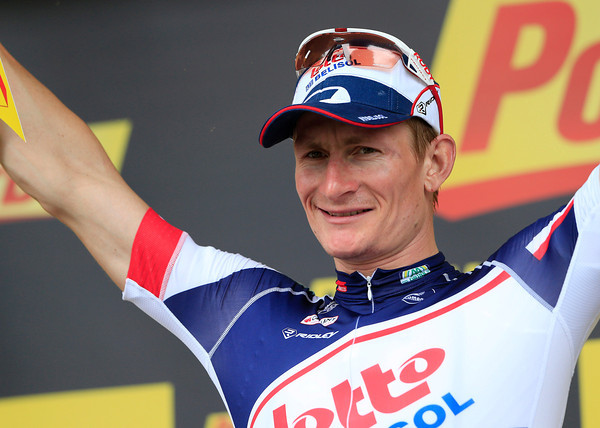 Andre Greipel has won stage five ahead of Goss and Haedo - that's stage-win number 2 for the German powerhouse..!