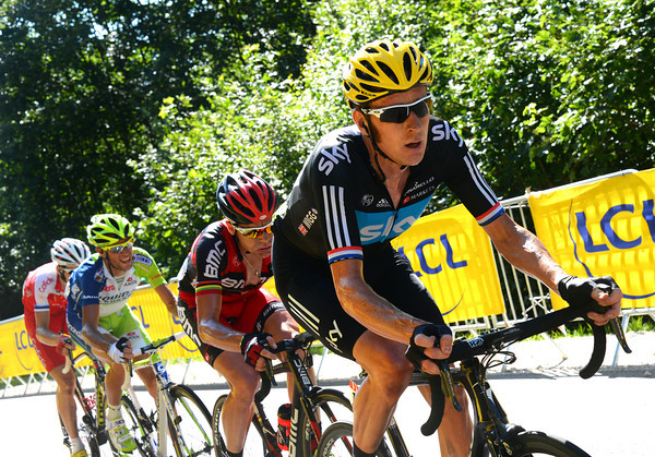 Bradley Wiggins is starting to look even more powerful with the 'real' Tour beginning...