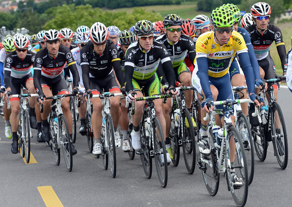 Rui Costa has a phalanx of rivals behind him, but today should be a stage for sprinters, not for climbers like him...