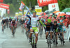 Peter Sagan wins stage four into Trimbach at the end of a remarkable day's racing in the rain..!