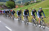 Movistar are on the front still, but with 80-kilometres to go they are still ten minutes down...