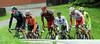 Puccio leads the seven men into the last 50-kilometres - and they still have a ten-minute advantage..!