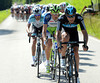Xavier Zandio starts the serious chasing for Team Sky with 35-kilometres to go...