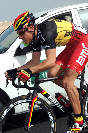 Philippe Gilbert has also joined BMC - as champion of Belgium...