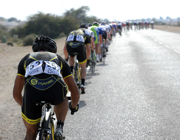 Chang Wai Kai has been blown out of the peloton - one of many about to suffer the same fate...