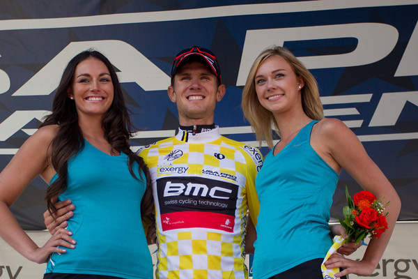 ...thoughs of the overall victory are surly on his mind, can he and BMC protect yellow through Denver?