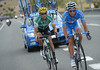 Toribio and Galdos are still out in front after 155-kilometres away..!