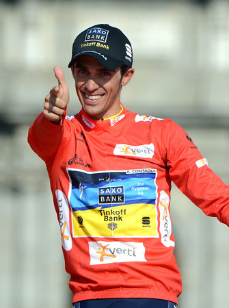 The final word is with Contador, winner of the 2012 Vuelta a España..!