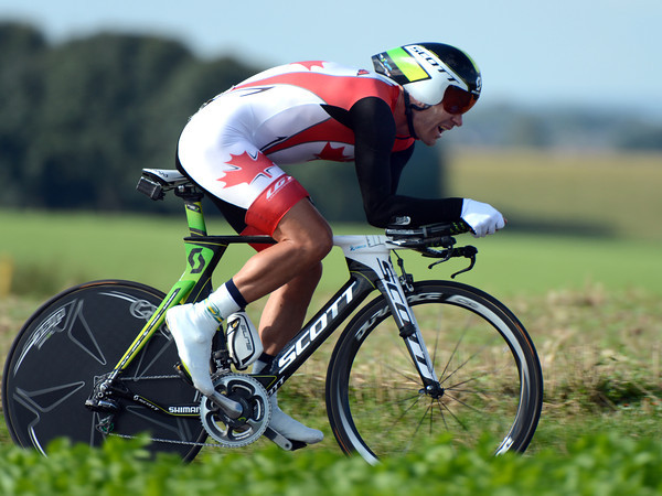 """Svein Tuft took 12th for Canada, 2' 56"""" down on the winner..."""
