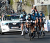 Omega carried Mark Cavendish as best they could, but ended in 17th place, 48-seconds down...