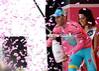 Vincenzo Nibali has become the new race-leader of the Giro d'Italia..!