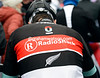 The one bit of good news today is that Hayden Roulston now has his official New Zealand champion's jersey on...