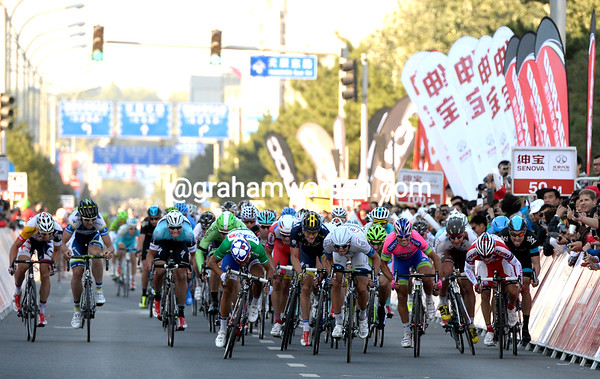 Tour of Beijing - Stage Five