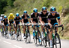 Geraint Thomas is the man doing most of Sky's chasing...