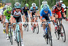 Jesn Voigt, Tom Danielson and Van Garderen lead this powerful move away - to a lead of almost nine-minutes...