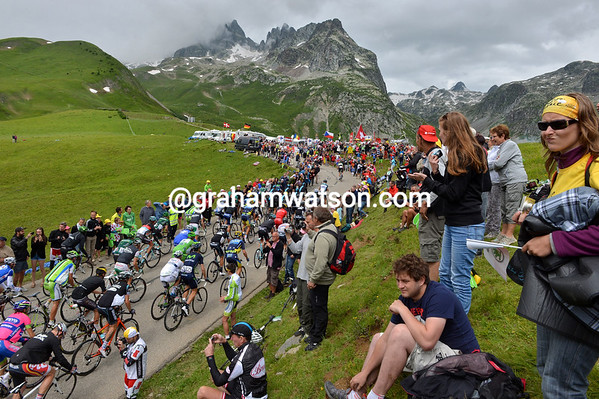 Le Tour de France 2013 - Stage Nineteen