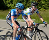 Dan Martin and Cameron Meyer have a lot to discuss as ex-teamates but now rivals...