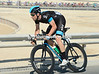 Bernhard Eisel is the next Sky rider to attack - he is chased down by BMC's Taylor Phinney...