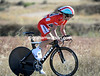 """Chris Horner lost 2'54"""" to the winner, and his race-lead..."""