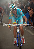 Nibali attacks again, there's no stopping the Italian today...