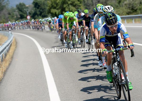 Vuelta España - Stage 6