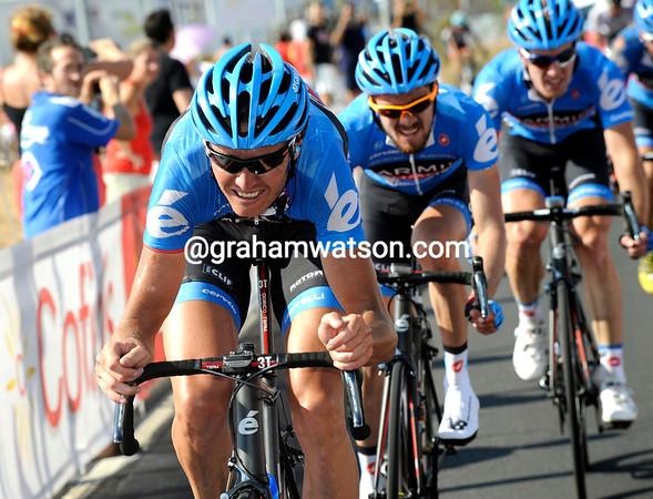 Vuelta España - Stage 7