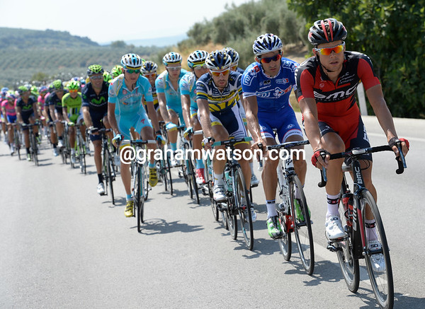 BMC, FDJ and Astana are the teams chasing...