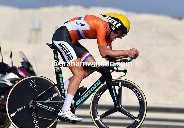UCI World Road Championships - Elite Mens TT