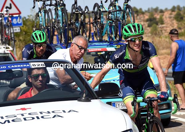 Vuelta a España - Stage 16