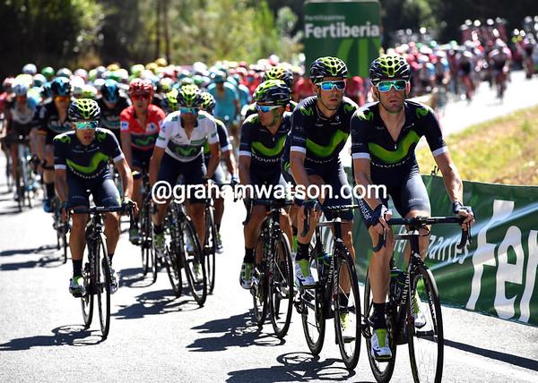 Vuelta a Espana - Stage 4