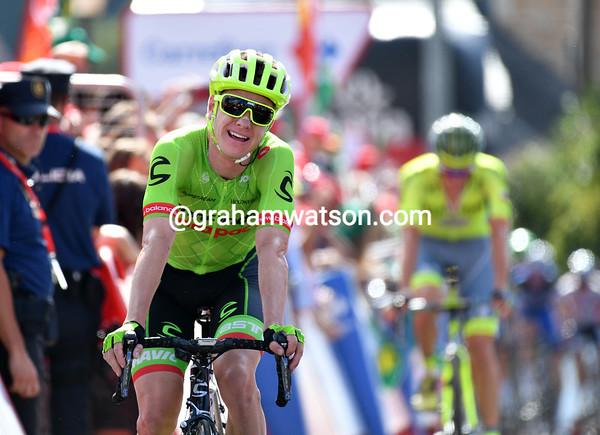 Vuelta a Espana - Stage 7