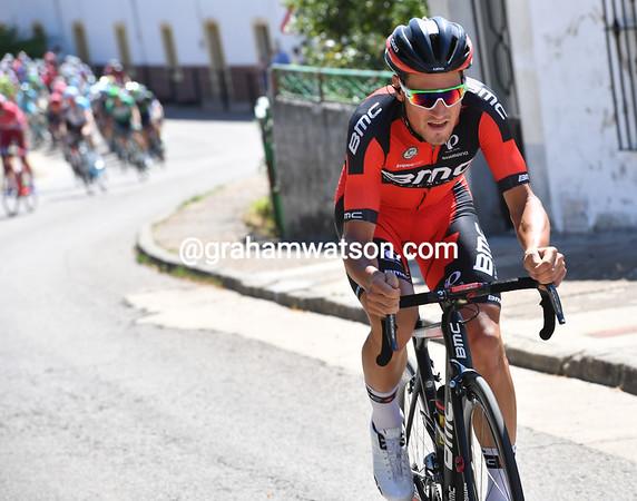 Vuelta a Espana - Stage 9