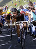 Chris Carmichael in the 1986 Kellogg's Tour of Britain
