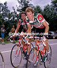 Andy Bishop in the 1989 Tour de France