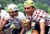 Raul Alcala in the 1988 Tour de France