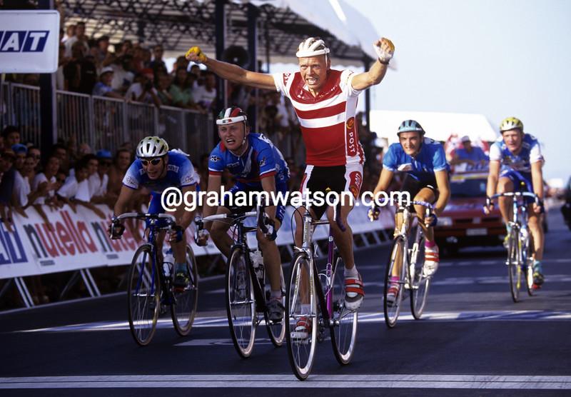 Alex Pedersen wins the 1994 World Amateur title