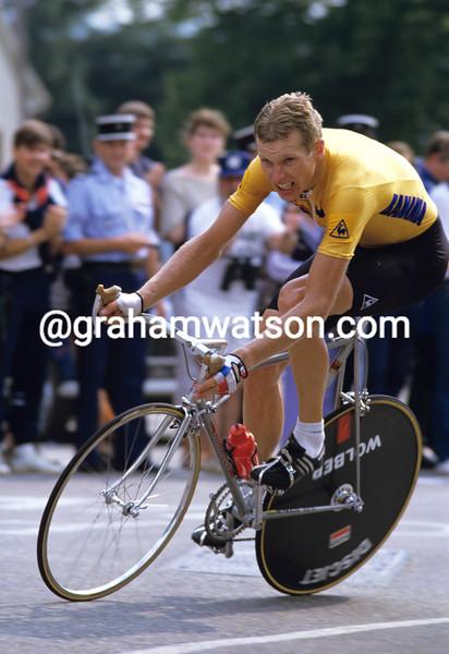 Kim Andersen in the 1987 Tour de France