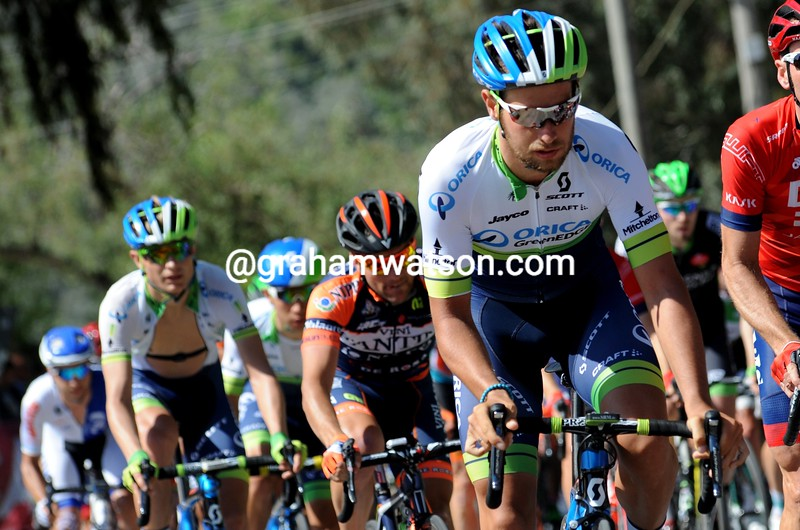 Adam Blythe in action during Stage 4 of the 2015 Tour of Turkey