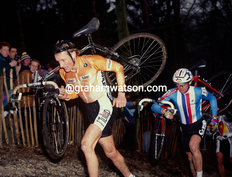 Adri Van der Poel in 1991