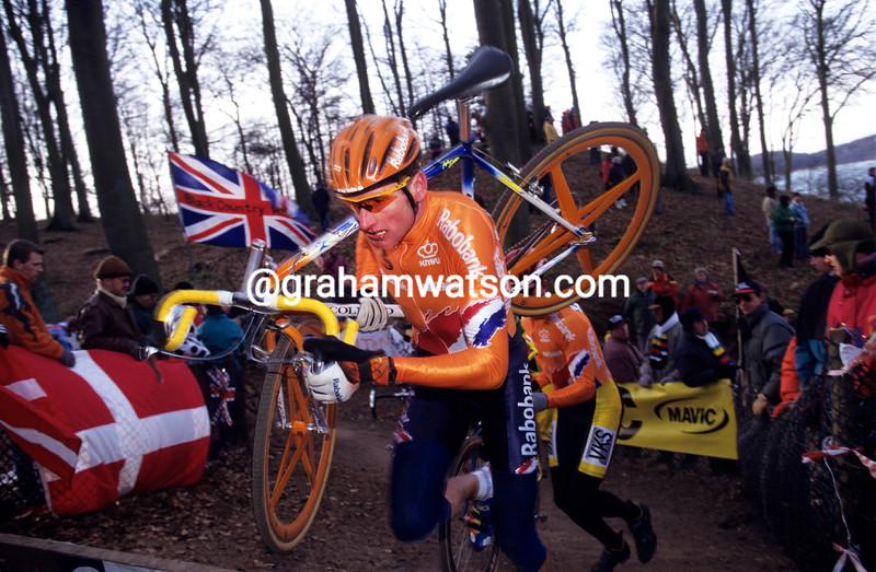 Adrie Van der Poel in the 1998 World Championships