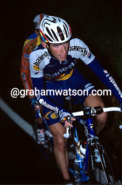 Unai Osa in the 1998 Tour of Spain