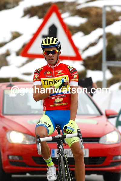 Alberto Contador wins Stage 3 of the 2015 Tour of Andalucia Ruta Del Sol