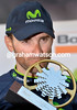 Alejandro Valverde wins the 2014 Fleche Wallonne