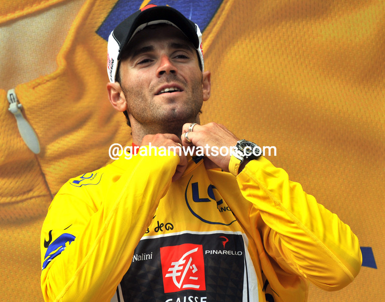 ALEJANDRO VALVERDE WINS STAGE ONE OF THE 2008 TOUR DE FRANCE
