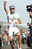 ALEJANDRO VALVERDE WINS STAGE SEVEN OF THE TOUR OF SPAIN TO ALTO DE EL MORREDERO