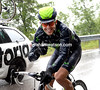 Alex Dowsett on stage twelve at the 2013 Giro d'Italia